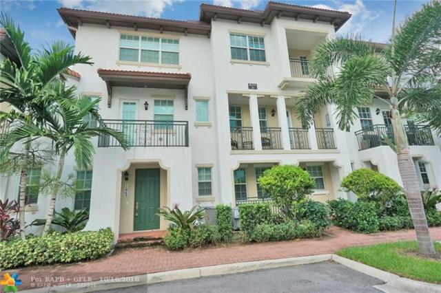 11971 SW 28th Ct #11964, Miramar, FL 33025 (MLS #F10143927) :: Green Realty Properties