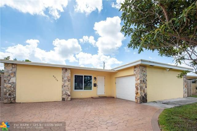 8310 NW 26th St, Sunrise, FL 33322 (MLS #F10143977) :: Green Realty Properties