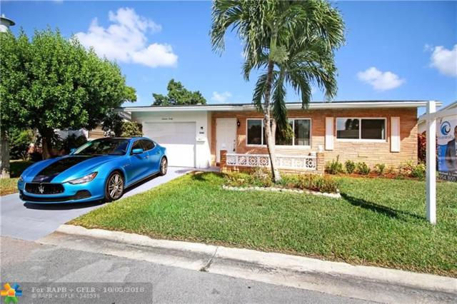 1640 NW 66th Ter, Margate, FL 33063 (MLS #F10143987) :: Green Realty Properties