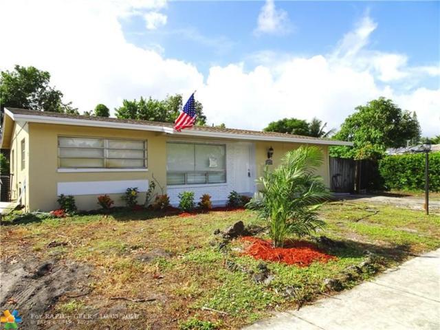 140 NE 25th St, Pompano Beach, FL 33064 (MLS #F10143992) :: Green Realty Properties