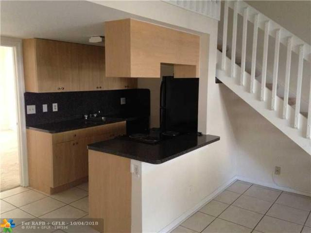 1455 Holly Heights Dr #23, Fort Lauderdale, FL 33304 (MLS #F10144039) :: Green Realty Properties