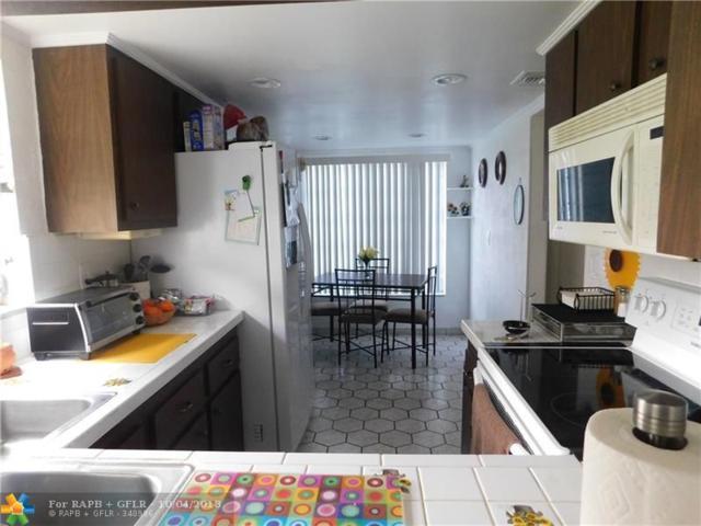 5860 NW 64th Ave #112, Tamarac, FL 33319 (MLS #F10144057) :: Green Realty Properties