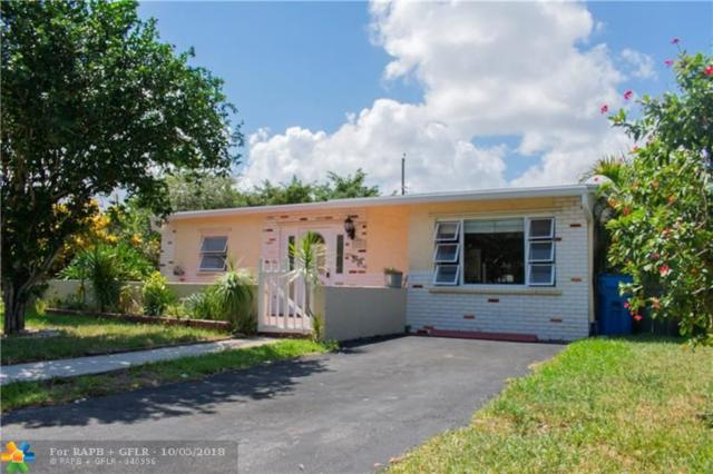 6101 NE 4th Ave, Oakland Park, FL 33334 (MLS #F10144077) :: Green Realty Properties