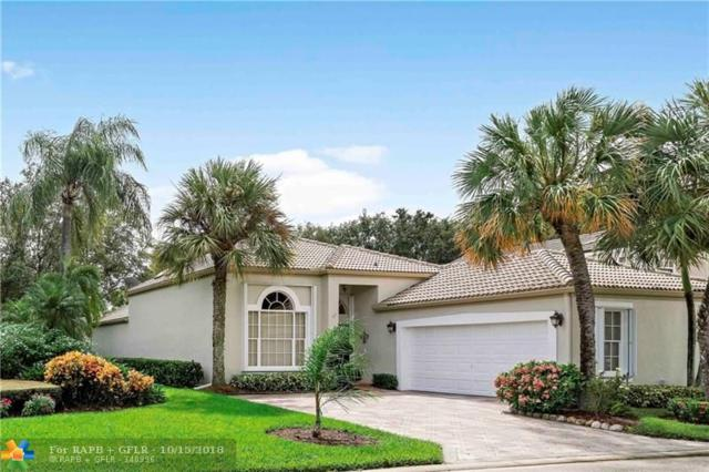 6430 NW 77th Pl, Parkland, FL 33067 (MLS #F10144088) :: Laurie Finkelstein Reader Team