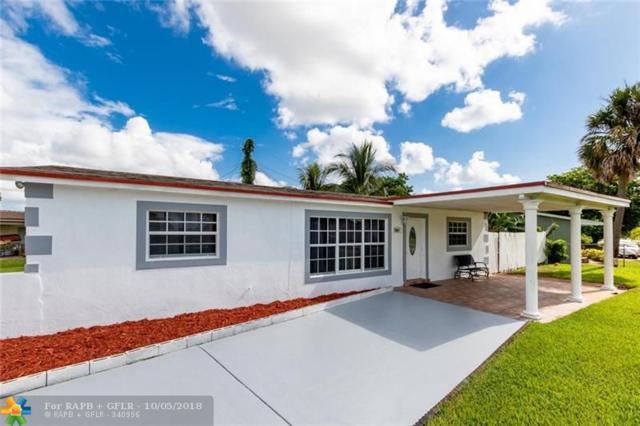3861 NW 7th Ct, Lauderhill, FL 33311 (MLS #F10144116) :: Green Realty Properties