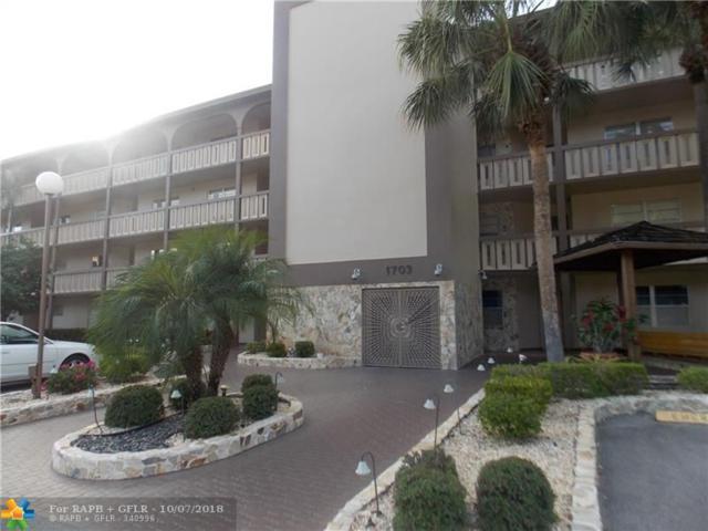 1703 Andros Isle J4, Coconut Creek, FL 33066 (MLS #F10144120) :: Green Realty Properties