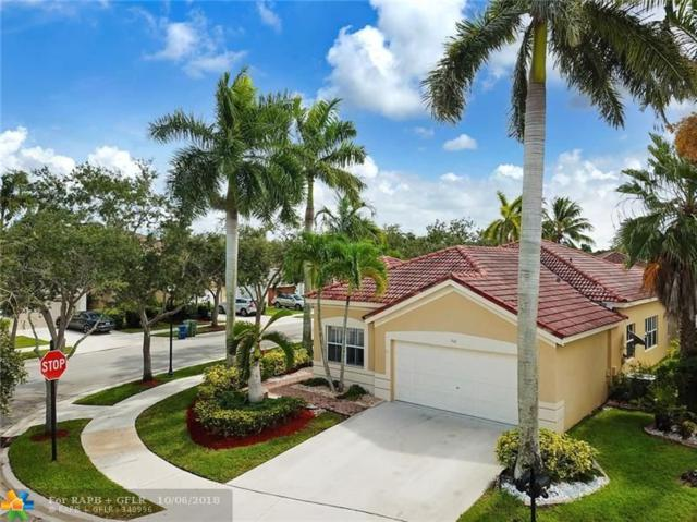 968 Tanglewood Cir, Weston, FL 33327 (MLS #F10144152) :: Green Realty Properties