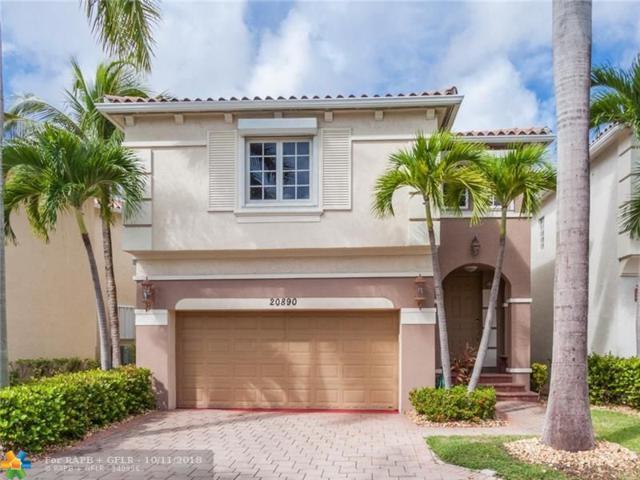 20890 NE 31st Pl, Aventura, FL 33180 (MLS #F10144161) :: Green Realty Properties