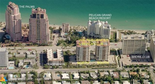 2011 N Ocean Blvd 1304N, Fort Lauderdale, FL 33305 (MLS #F10144205) :: Patty Accorto Team