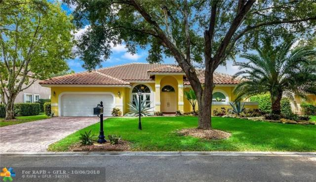 5815 NW 96th Dr, Parkland, FL 33076 (MLS #F10144214) :: Green Realty Properties