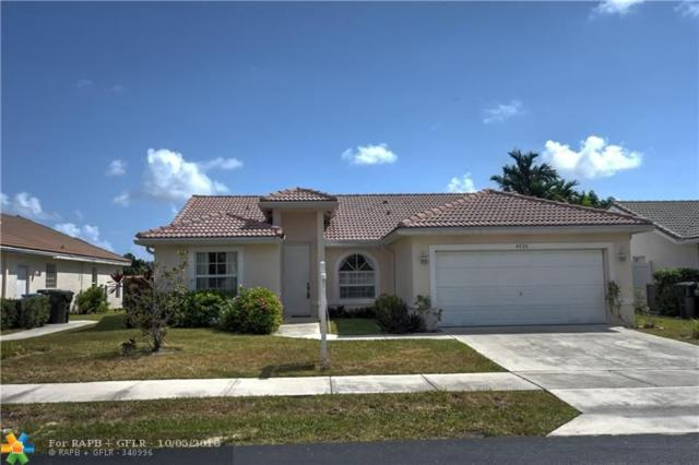 4426 NW 20th Ave, Oakland Park, FL 33309 (MLS #F10144215) :: Green Realty Properties