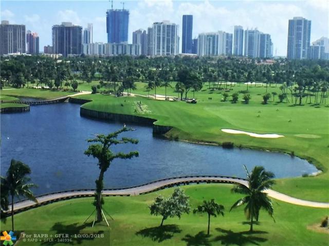 20379 W Country Club Dr #2537, Aventura, FL 33180 (MLS #F10144242) :: Green Realty Properties