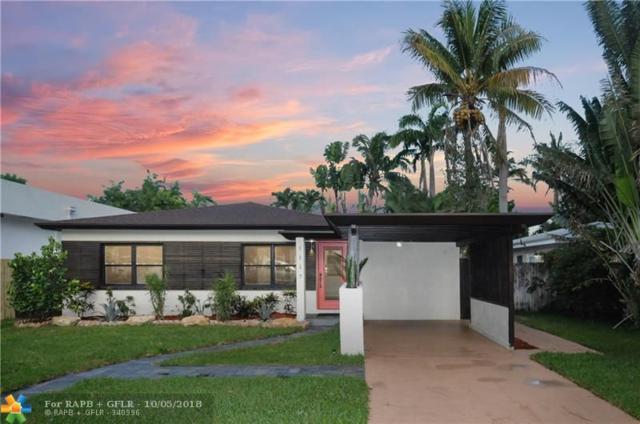 1117 NE 11th Ave, Fort Lauderdale, FL 33304 (MLS #F10144259) :: Green Realty Properties
