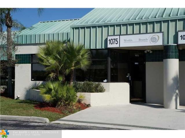 1075 Shotgun Rd #1075, Davie, FL 33326 (MLS #F10144304) :: Green Realty Properties