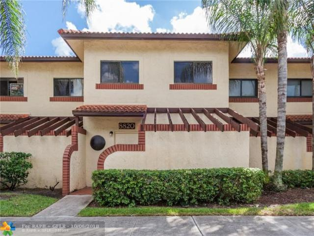 8820 NW 47th St #8820, Sunrise, FL 33351 (MLS #F10144305) :: Green Realty Properties