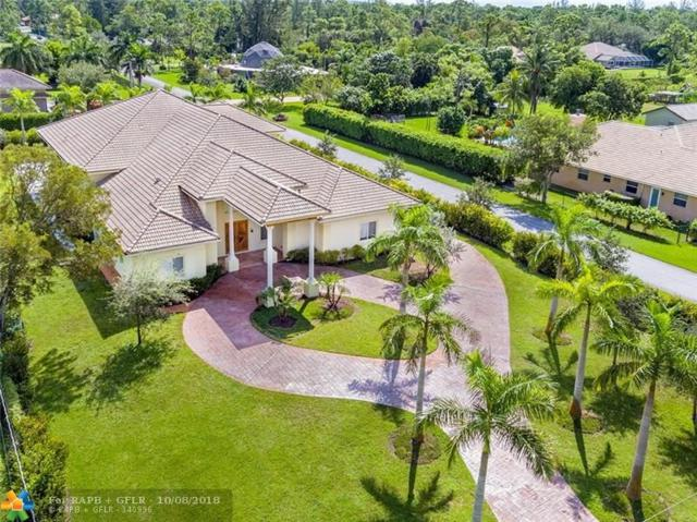 6306 NW 66th Way, Parkland, FL 33067 (MLS #F10144320) :: Green Realty Properties