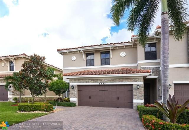 8445 Lakeview Trl #8445, Parkland, FL 33076 (MLS #F10144373) :: Green Realty Properties