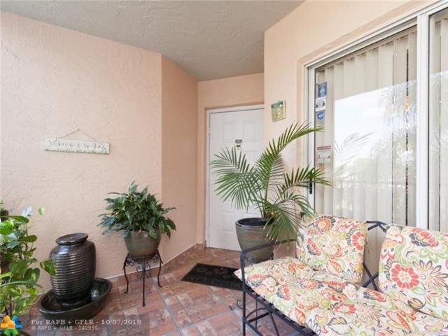 10111 NW 24th Pl #201, Sunrise, FL 33322 (MLS #F10144402) :: Green Realty Properties