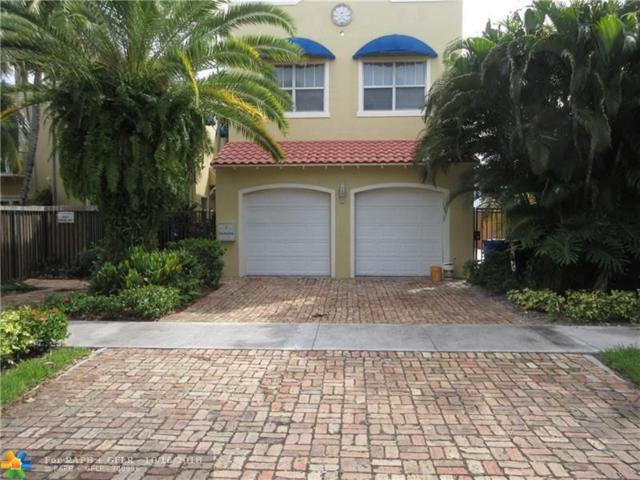 710 NE 15th Ave #710, Fort Lauderdale, FL 33304 (MLS #F10144416) :: Green Realty Properties