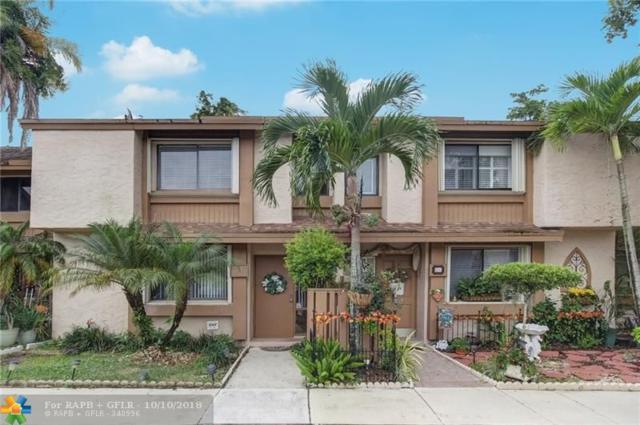 34 Wimbledon Lake Dr #34, Plantation, FL 33324 (MLS #F10144424) :: Green Realty Properties