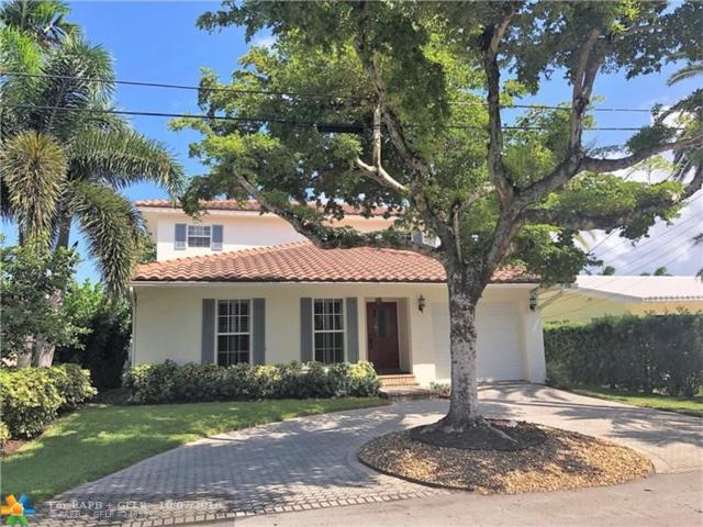 716 Flamingo Dr, Fort Lauderdale, FL 33301 (MLS #F10144439) :: Green Realty Properties