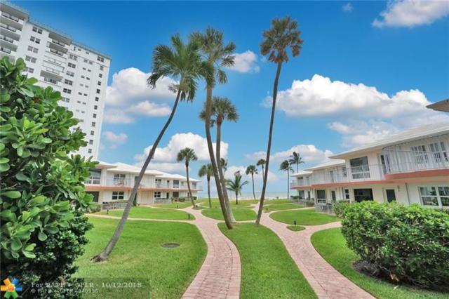 1530 S Ocean Blvd #3, Lauderdale By The Sea, FL 33062 (MLS #F10144441) :: Green Realty Properties
