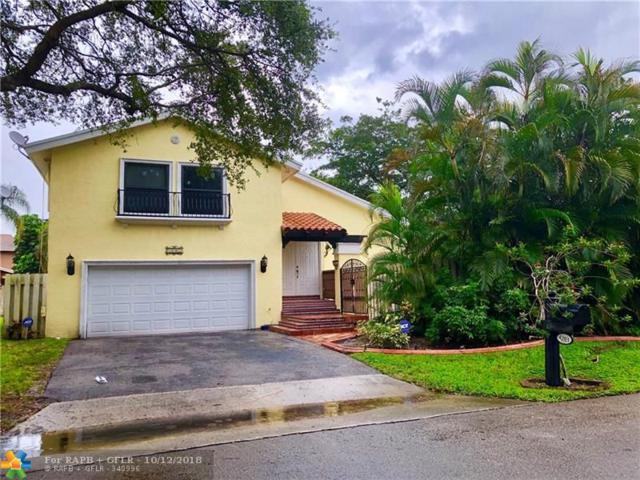 4203 E Sailboat Dr, Cooper City, FL 33026 (MLS #F10144447) :: United Realty Group