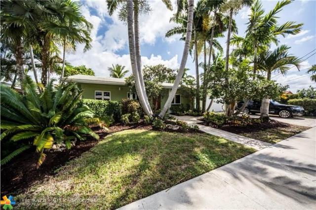 5860 NE 14th Way, Fort Lauderdale, FL 33334 (MLS #F10144456) :: Green Realty Properties