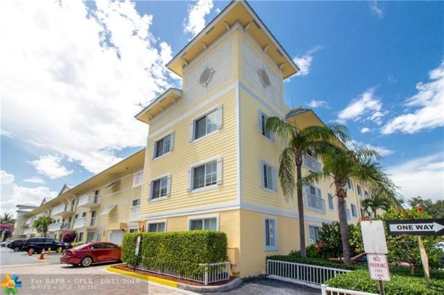 1501 E Broward Blvd #501, Fort Lauderdale, FL 33301 (MLS #F10144474) :: Green Realty Properties