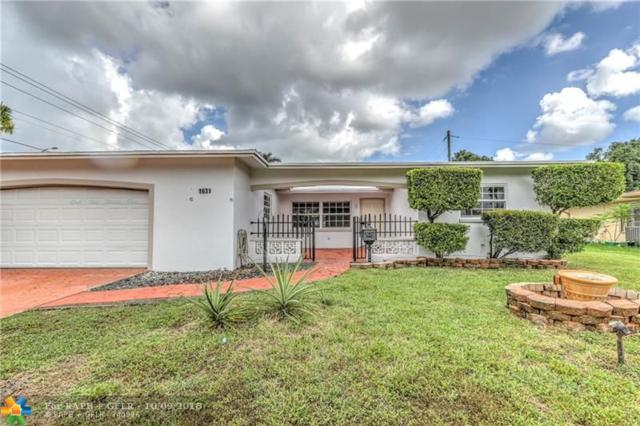 1631 N 74th Ter, Hollywood, FL 33024 (MLS #F10144502) :: Green Realty Properties