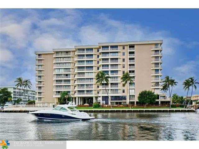 3100 NE 48th St #918, Fort Lauderdale, FL 33308 (MLS #F10144534) :: Green Realty Properties