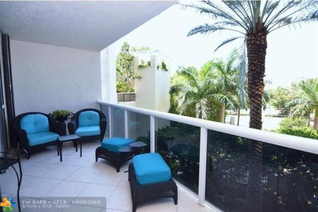 3100 N Ocean Blvd #306, Fort Lauderdale, FL 33308 (MLS #F10144571) :: Green Realty Properties