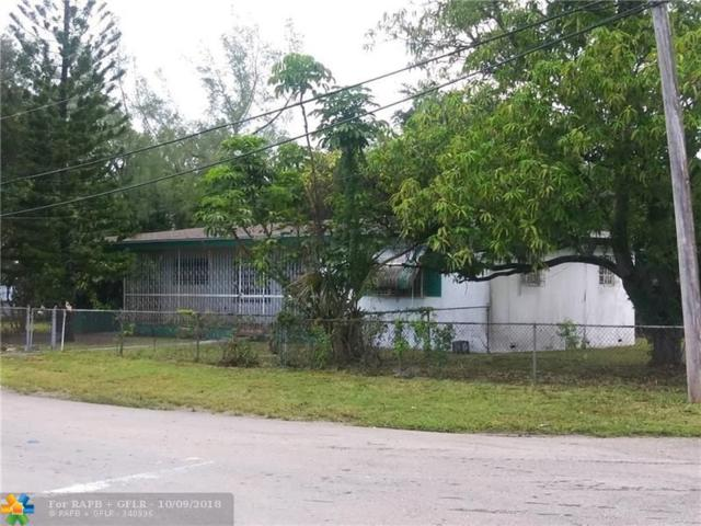 10701 NW 25th Ave, Miami, FL 33167 (MLS #F10144589) :: Green Realty Properties