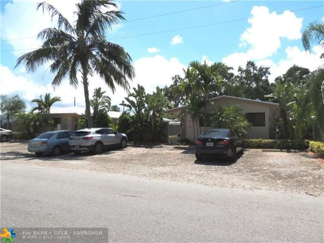 1023 NW 1st Ave, Fort Lauderdale, FL 33311 (MLS #F10144605) :: Green Realty Properties