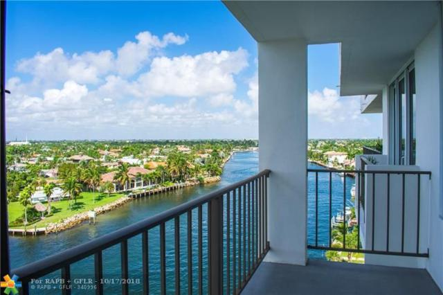 1609 N Riverside Dr #904, Pompano Beach, FL 33062 (MLS #F10144608) :: Green Realty Properties