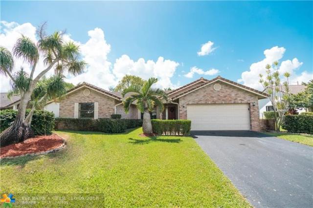 11436 NW 1st Pl, Coral Springs, FL 33071 (MLS #F10144616) :: Green Realty Properties