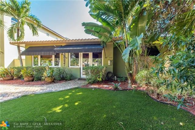 532 NE 12th Ave, Fort Lauderdale, FL 33301 (MLS #F10144699) :: Green Realty Properties