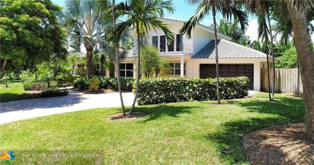 2003 Bay Dr, Pompano Beach, FL 33062 (MLS #F10144703) :: Green Realty Properties
