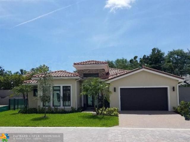 5672 Brookfield Cir, Fort Lauderdale, FL 33312 (MLS #F10144730) :: Green Realty Properties