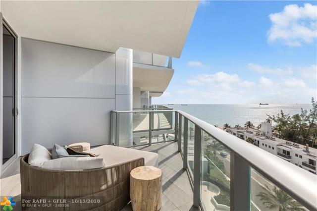 701 N Fort Lauderdale Beac #705, Fort Lauderdale, FL 33308 (MLS #F10144751) :: Green Realty Properties