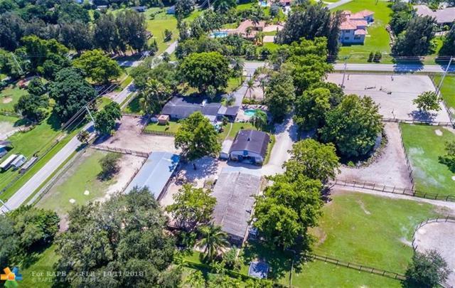13901 SW 26th St, Davie, FL 33325 (MLS #F10144777) :: Green Realty Properties