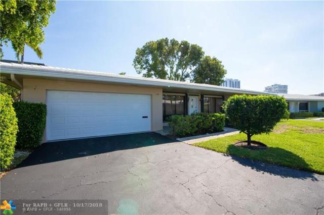 1431 S Ocean Blvd #37, Pompano Beach, FL 33062 (MLS #F10144813) :: Green Realty Properties