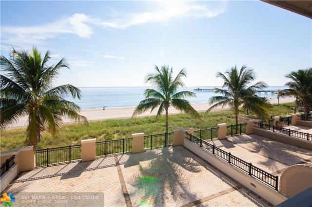 4444 El Mar Dr #3304, Lauderdale By The Sea, FL 33308 (MLS #F10144818) :: Green Realty Properties