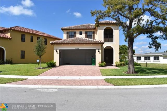 4703 NW 48th Ln, Tamarac, FL 33319 (MLS #F10144839) :: Green Realty Properties