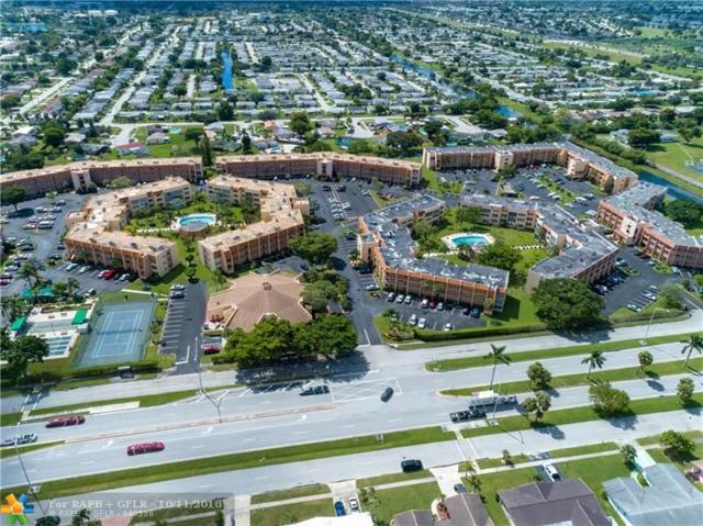 6800 Royal Palm Blvd 208F, Margate, FL 33063 (MLS #F10144862) :: Green Realty Properties