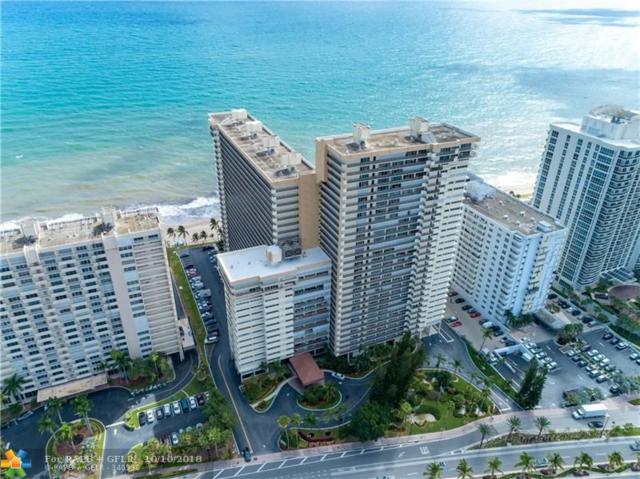4280 Galt Ocean Dr 12-F, Fort Lauderdale, FL 33308 (MLS #F10144879) :: Green Realty Properties
