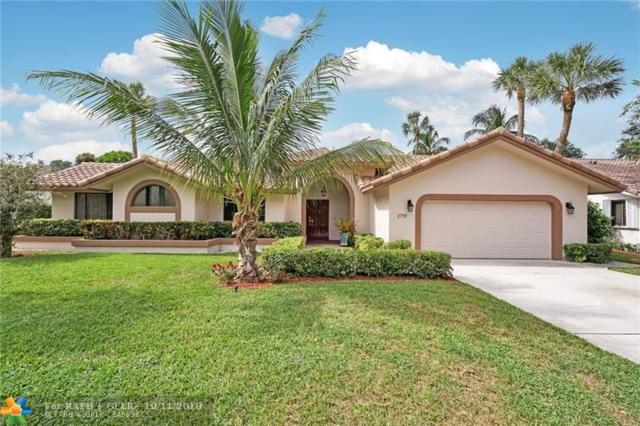 2719 Oak Tree Ln, Oakland Park, FL 33309 (MLS #F10144917) :: Green Realty Properties