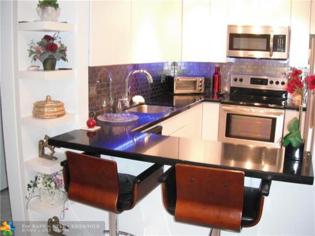 630 Tennis Club Dr #106, Fort Lauderdale, FL 33311 (MLS #F10144924) :: Green Realty Properties