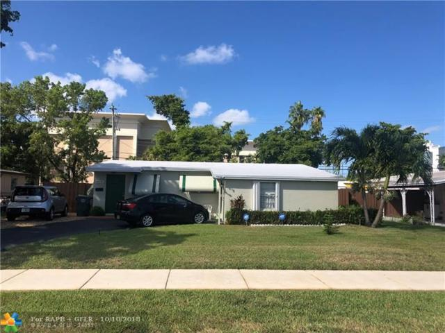 731 NE 61st St, Oakland Park, FL 33334 (MLS #F10144927) :: Green Realty Properties