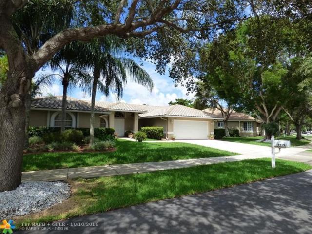 5515 NW 41st Ter, Coconut Creek, FL 33073 (MLS #F10144965) :: Green Realty Properties